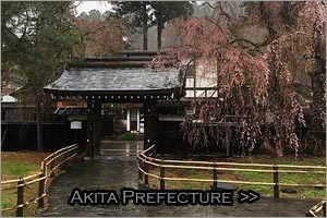 Akita-Prefecture- japan-photos