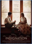 Hollywood movie Indignation